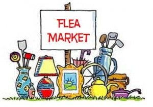 Flea Market Graphic